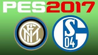 Inter vs Schalke simulated in #PES2017Enjoy! You can find me onFacebook - https://www.facebook.com/corocusTwitter - https://www.twitter.com/corocus