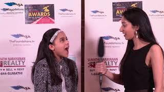 Sachi Badola at FTV Red Carpet Event 2017