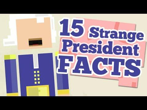 15 Strange President Fun Facts.