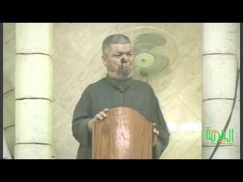 خطبة الجمعة لفضيلة الشيخ عبد الله 7/9/2012