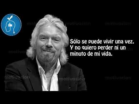 10 Frases celebres de Richard Branson