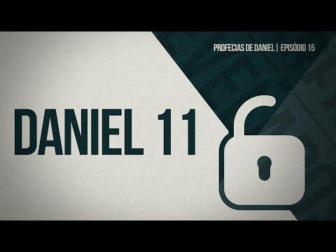 Daniel 11 | PROFECIAS DE DANIEL | Reis do sul e Reis do norte | SEGREDOS REVELADOS