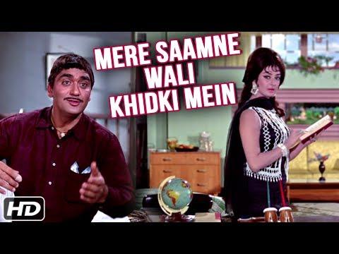 Video Mere Samne Wali Khidki Mein (HD)   Padosan Songs   Kishore Kumar Hit Songs   R. D. Burman Hits download in MP3, 3GP, MP4, WEBM, AVI, FLV January 2017