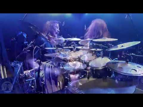DYING FETUS@Grotesque Impalement-Trey Williams-Live in Poland 2017 (Drum Cam)