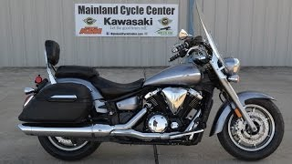 1. $5,999 For Sale 2008 Yamaha V Star 1300 Tourer Overview and Review