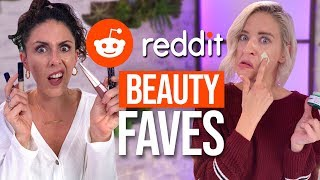 Best Beauty Products from Reddit! (Beauty Break) by Clevver Style