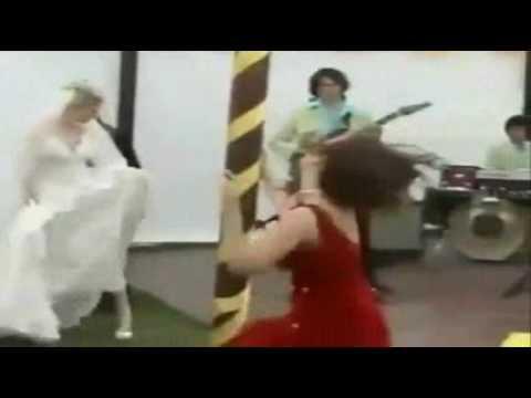 Drunk Pole Dancing Gone Wrong