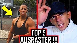 Video 😡 TOP 5 AUSRASTER von Rappern 😡 Gzuz, Capital Bra, Azet... MP3, 3GP, MP4, WEBM, AVI, FLV Februari 2019