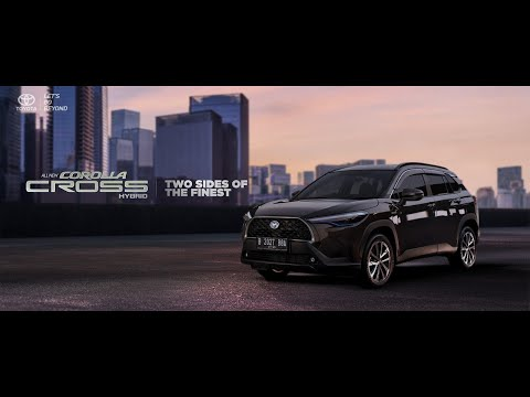 Toyota All New Corolla Cross Hybrid - 120s