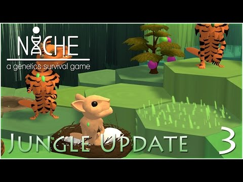 A Season of Death & Drought?! • Niche: Jungle Update - Episode #3
