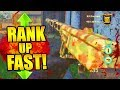 HOW TO RANK UP FAST IN WORLD WAR 2! COD WW2 HOW TO RANK UP FAST IN WW2! HOW TO PRESTIGE FAST WW2!