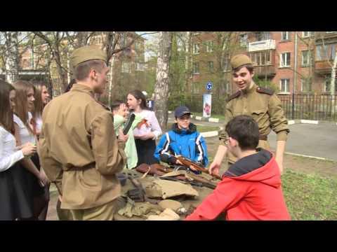 Новости Выборгского района. 9 мая в ДДТ «Союз»