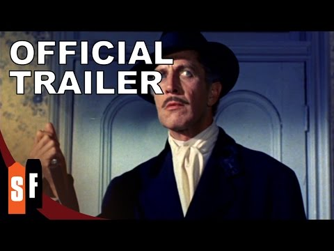 Diary Of A Madman - Vincent Price (1963) Official Trailer (HD)