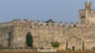Paratico Italy  City new picture : Cycling route from Paratico to Brescia in Italy