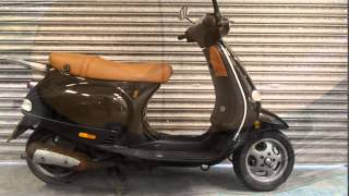 10. Vespa Et2 project for sale