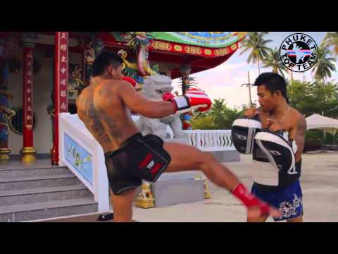 Muay Thai, BJJ, MMA, Wrestling Camp In Phuket Thailand