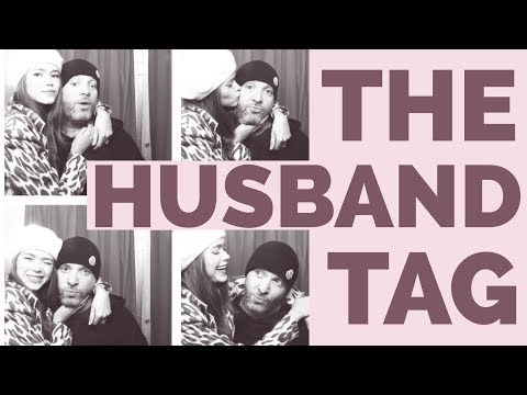 Husband Tag | Age Difference, How We Met, Marriage Advice, Kids