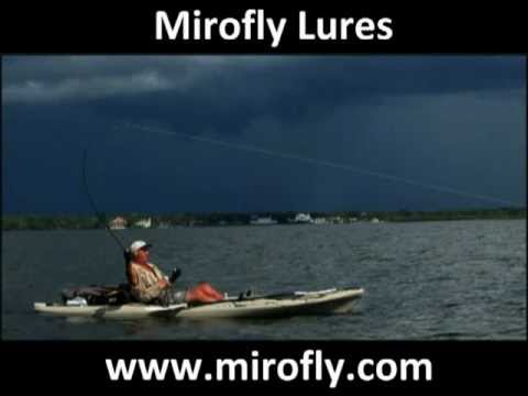 Fly Fishing Weedless Mirofly