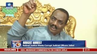 Justice Uwaifo Rtd speaks on Corrupt Judges