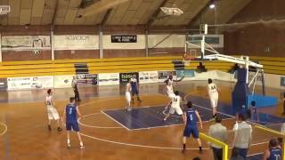Martorell Spain  city images : D'Von Campbell Highlights BC Martorell Spain 2016