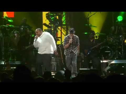 Timbaland Justin Timberlake - Carry Out (Live) HD