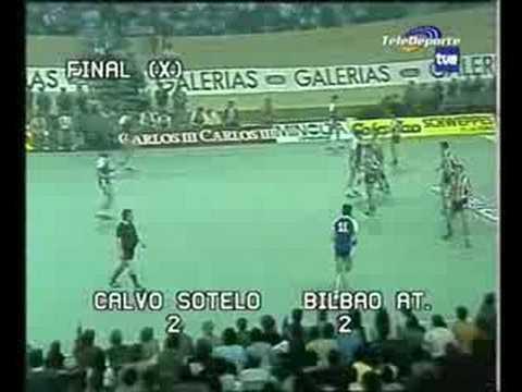 Atlético de Madrid-Metaloplastica Sabac 1985