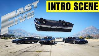 Nonton Grand Theft Auto 5 Fast Five Intro Scene Film Subtitle Indonesia Streaming Movie Download
