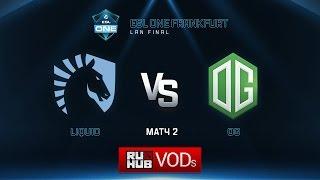 OG vs Liquid, game 2