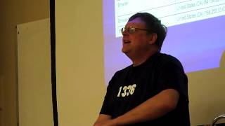 Sam's Network Security Class - Thurs 01/24/2013 - Mastering the Basics of Security Pt2
