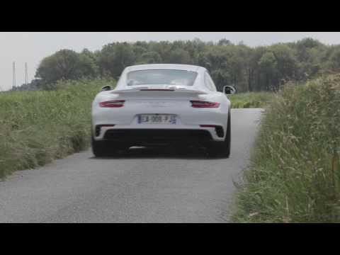 Porsche 911 Turbo Coupé Coupé