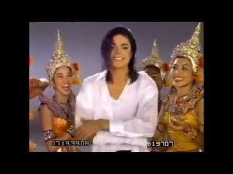 The Girl Is Mine - Michael Jackson (Ft. Paul McCartney) MV