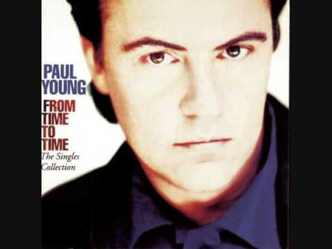 Paul Young Dont Dream Its Over