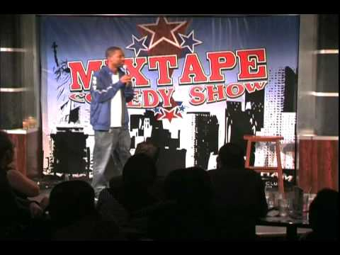 Mixtape Comedy Show - Tony Rock (Pt. 1)