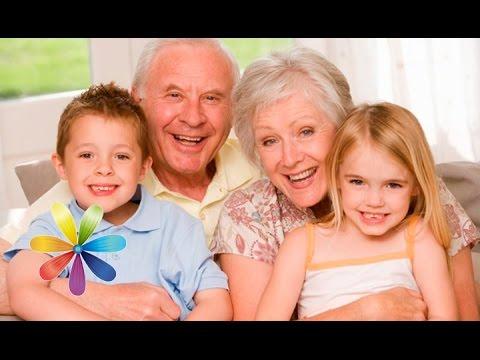Как повлиять на бабушку и дедушку, чтобы они не испортили ребенка