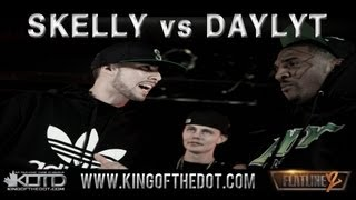 King of the Dot | Skelly vs. Daylyt