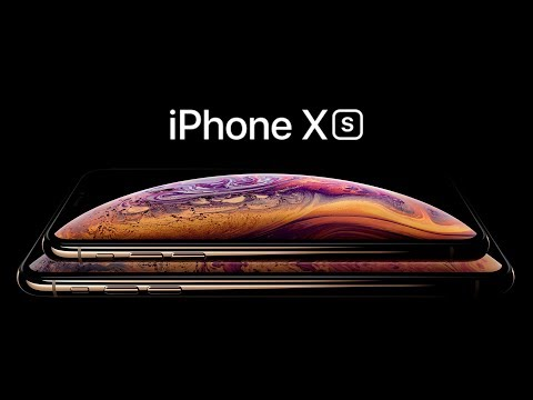 Introducing the iPhone Xs Parody