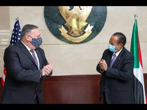 «مكالمة رباعية» تكشف كواليس التطبيع بين السودان وإسرائيل