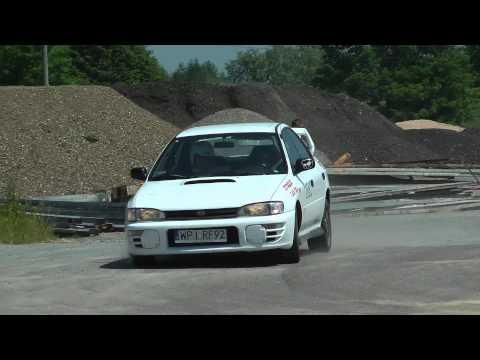 Monika Ryndak / Mateusz Czekaj – Subaru Impreza GT