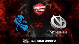 Newbee vs VG, DreamLeague S.8, game 1 [Maelstorm, Jam]