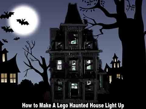LEGO HAUNTED HOUSE REVIEW