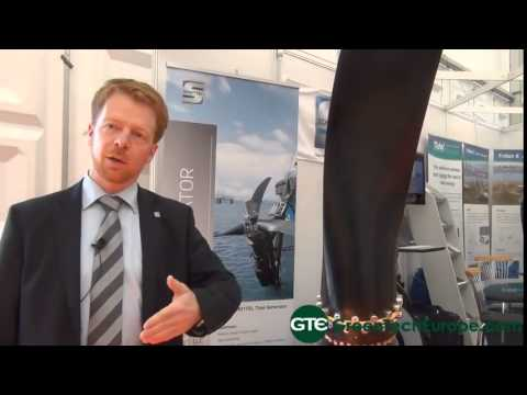 Schottel Interview: Tidal turbine