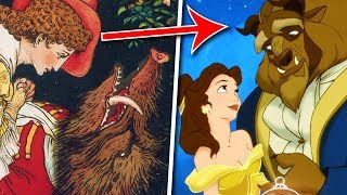 Video The Messed Up Origins of Beauty and the Beast | Disney Explained - Jon Solo MP3, 3GP, MP4, WEBM, AVI, FLV Oktober 2018