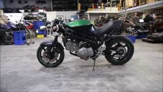 9. 2007 Hyosung GT650 Used Parts