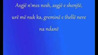 Armend Rexhepagiqi - Betohem Më Këngë (teksti)