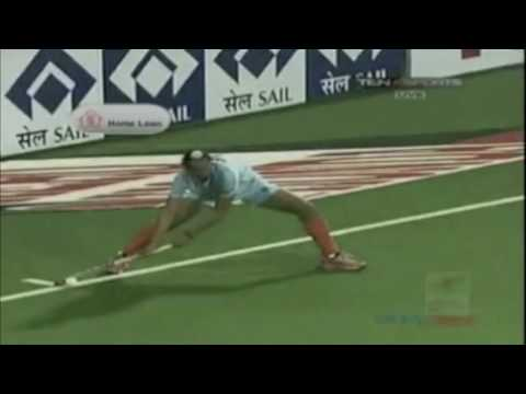 Video: Sandeep Singh - Best drag-flicker!