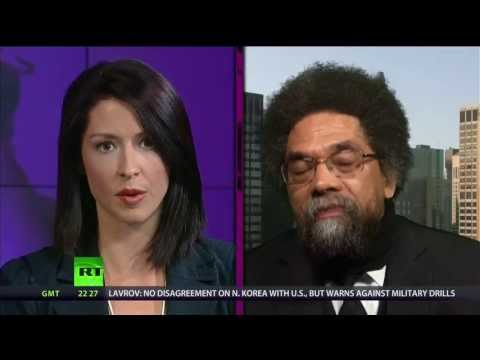 racism - Abby Martin talks to activist, author and Princeton professor, Dr. Cornel West, about class warfare, race issues, corporate greed, and the American empire. L...