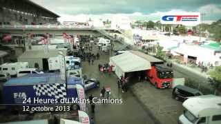 GT RADIAL - 24 Heures du Mans Camions