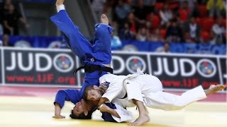 10 Super Judo Techniques from ASTANA 2015