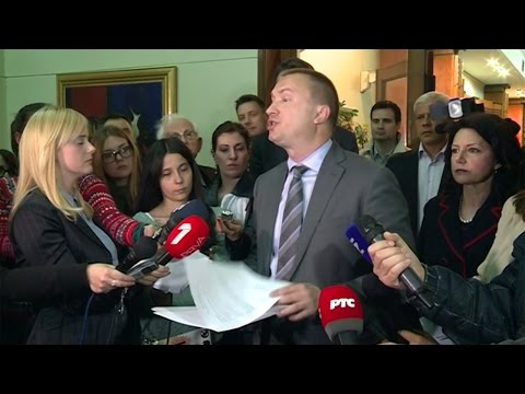 ДС ће се борити за право, правду и глас сваког грађанина Србије (ВИДЕО)