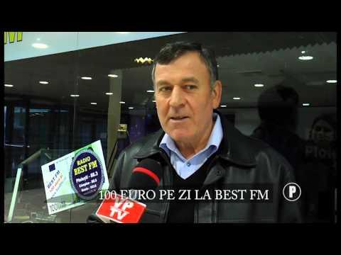100 euro pe zi la Best FM